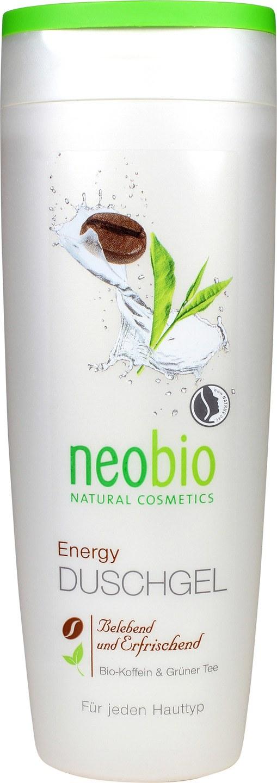 Biologische Neobio Douchegel energy 250 ml