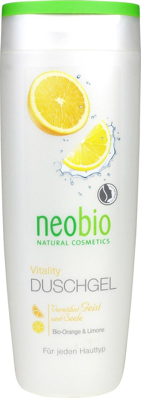 Biologische Neobio Douchegel vitality 250 ml