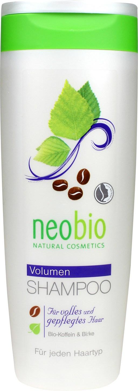 Biologische Neobio Shampoo volume (fijn haar) 250 ml