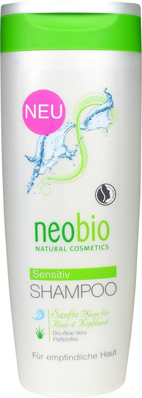 Biologische Neobio Shampoo parfumvrij 250 ml
