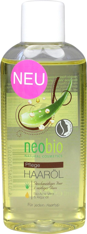 Biologische Neobio Haarolie 75 ml