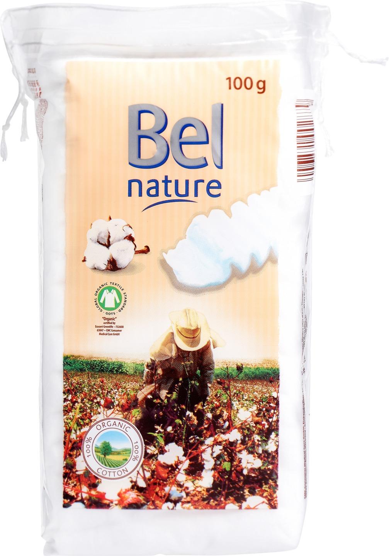 Biologische Bel Nature Watten zigzag 100 gr