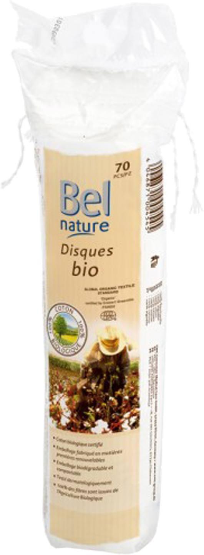 Biologische Bel Nature Wattenschijfjes 70 st