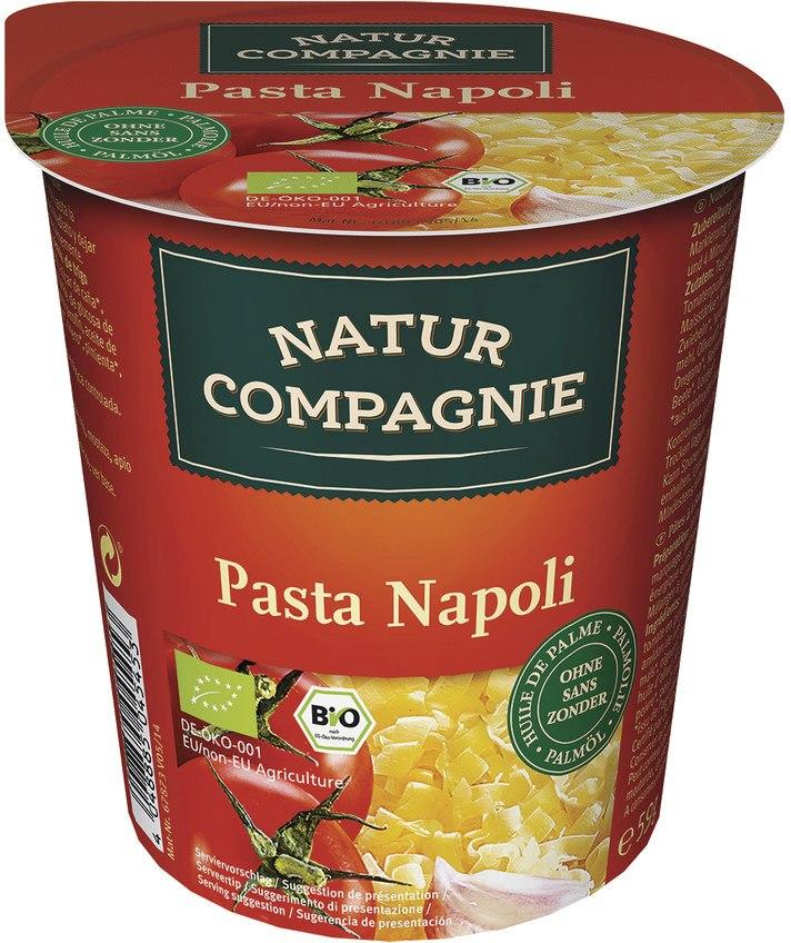 Biologische Natur Compagnie Pasta Napoli 59 gr