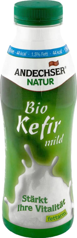 Biologische Andechser Kefir mild 1.5% 500 gr
