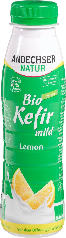Biologische Andechser Kefir mild limoen 330 gr
