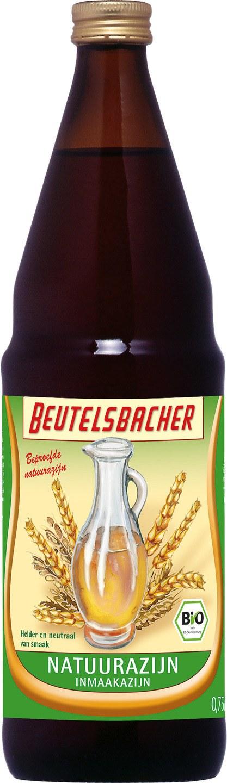 Biologische Beutelsbacher Natuurazijn - inmaakazijn 750 ml