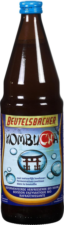 Biologische Beutelsbacher Kombucha 750 ml