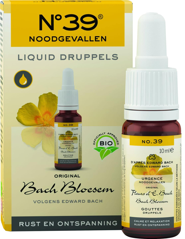 Biologische No.39 Noodgevallen druppels 10 ml