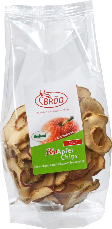 Biologische Brög Appelchips naturel 75 gr
