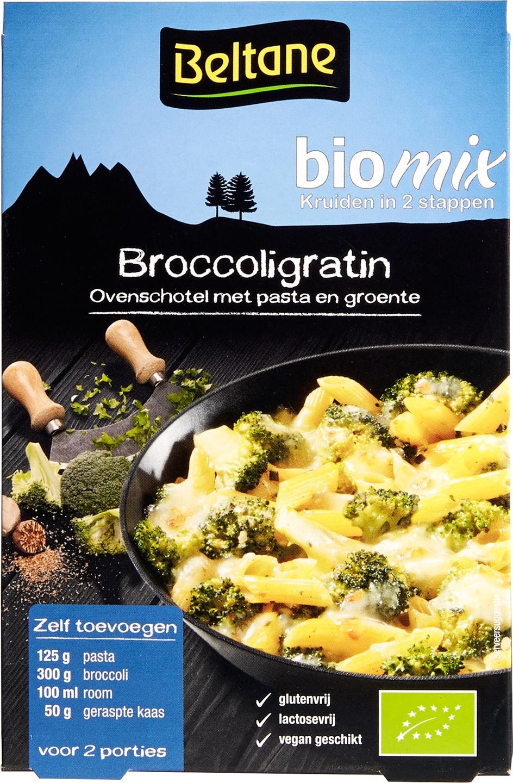 Biologische Beltane Kruidenmix broccoli-gratin 24 gr