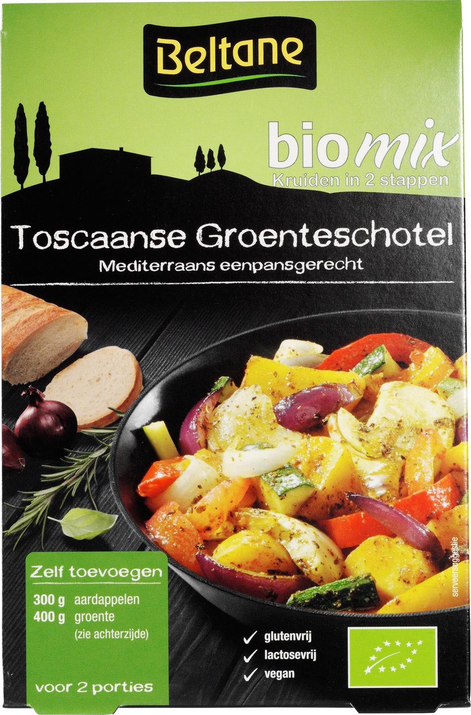 Biologische Beltane Kruidenmix Toscaanse groenteschotel 19 gr