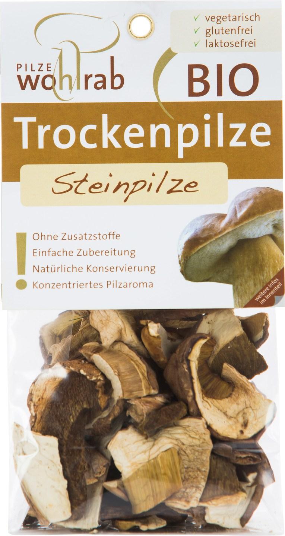 Biologische Pilze Wohlrab Gedroogde porcini 20 gr