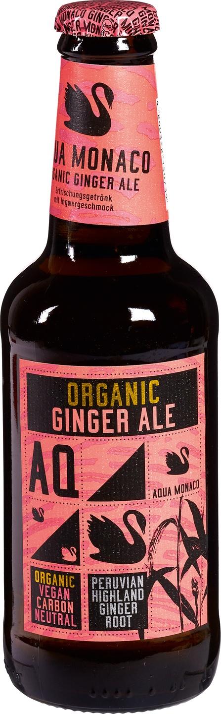 Biologische Aqua Monaco Ginger Ale 230 ml