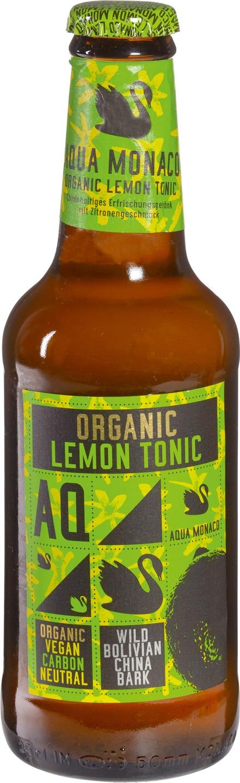 Biologische Aqua Monaco Lemon Tonic 230 ml