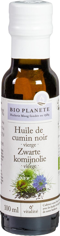 Biologische Bio Planète Zwart komijnzaadolie 100 ml