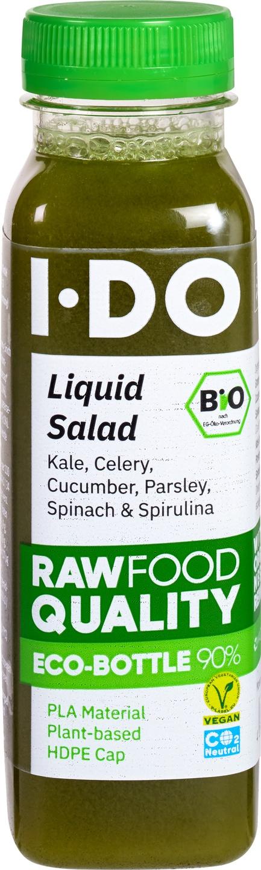 Biologische IDO Groentesap liquid salad 250 ml