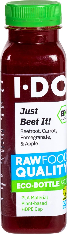 Biologische IDO Groentesap just beet it 250 ml