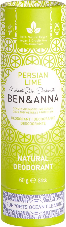 Biologische Ben & Anna Deo Persian lime 60 g