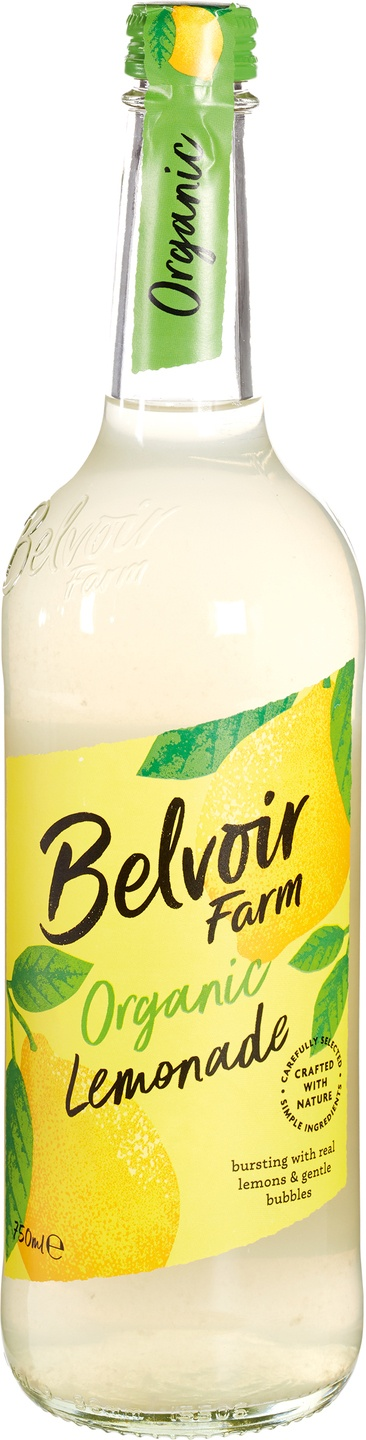 Biologische Belvoir Fruit Farms Lemonade pressé 750 ml