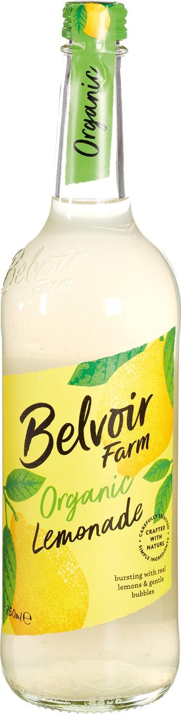 Biologische Belvoir Fruit Farms Lemonade pressé 750 ml