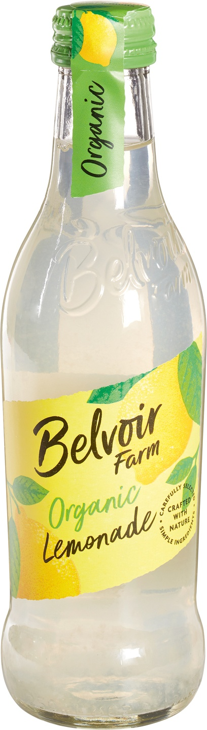 Biologische Belvoir Fruit Farms Lemonade Pressé 250 ml
