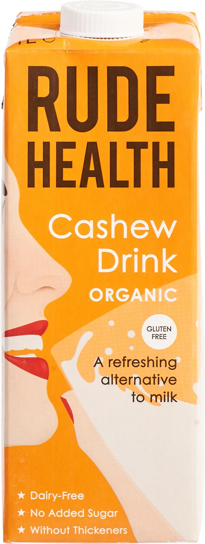 Biologische Rude Health Cashew drink 1 L