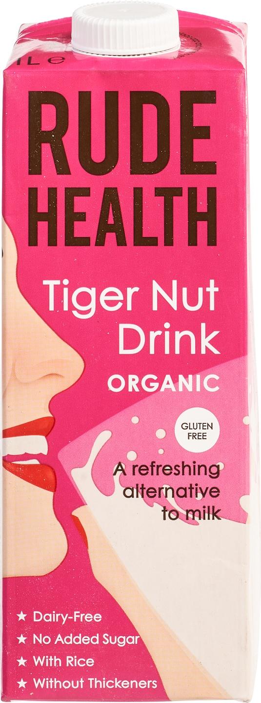 Biologische Rude Health Tiger nut drink 1 L