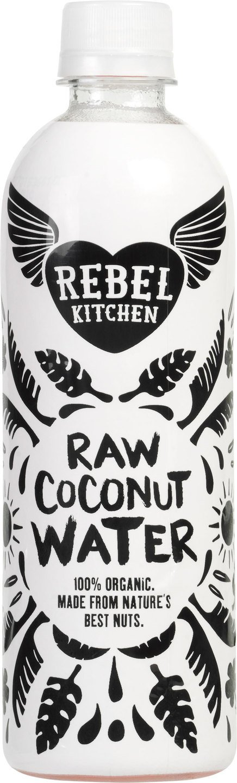 Biologische Rebel Kitchen RAW kokoswater 250 ml