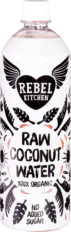 Biologische Rebel Kitchen Raw coconut water 750 ml