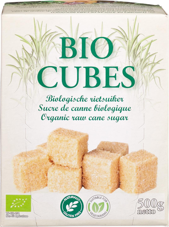 Biologische Hygiena Rietsuikerklontjes 500 gr