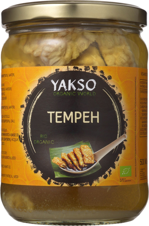 Biologische Yakso Tempeh 450 gr