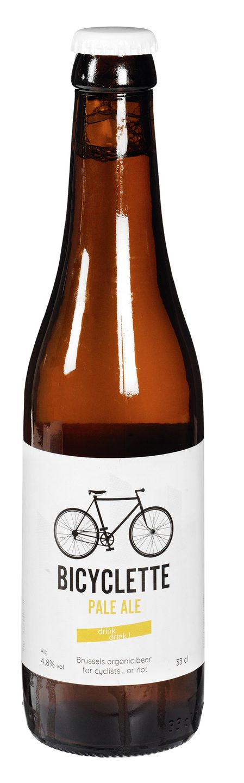 Biologische DrinkDrink! Bicyclette Pale Ale 330 ml
