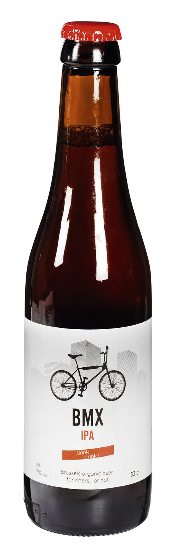 Biologische DrinkDrink! BMX IPA 330 ml