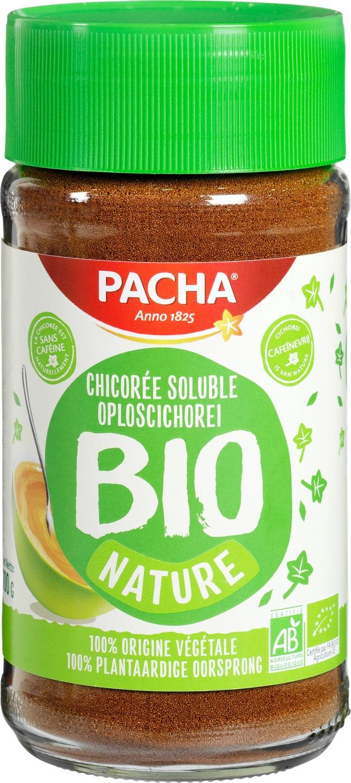 Biologische Pacha Cichorei koffievervanger 100 gr