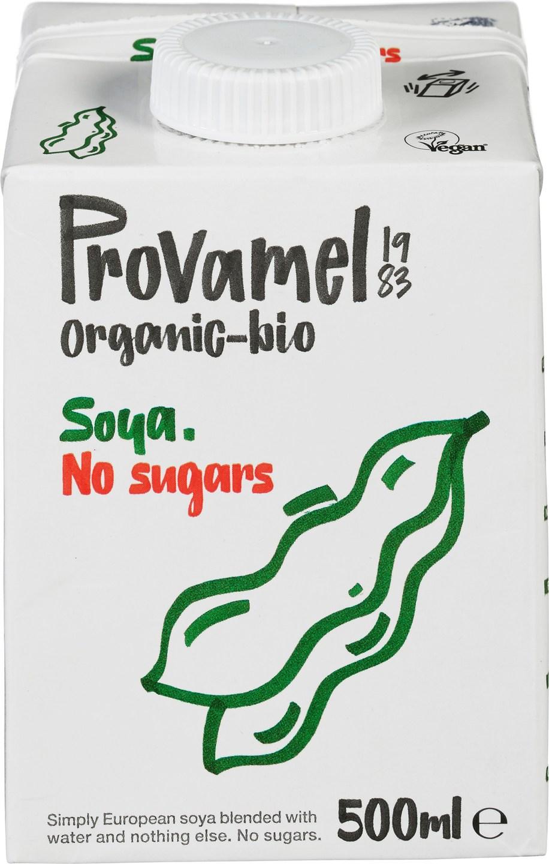 Biologische Provamel Sojadrink ongezoet 500 ml