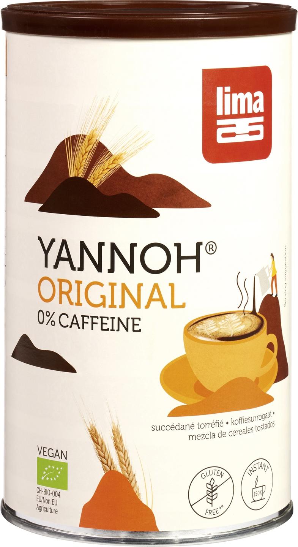 Biologische Lima Yannoh instant 250 gr