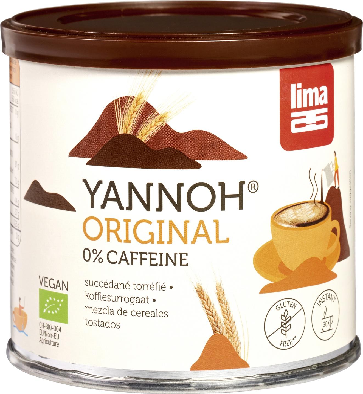 Biologische Lima Yannoh instant 50 gr