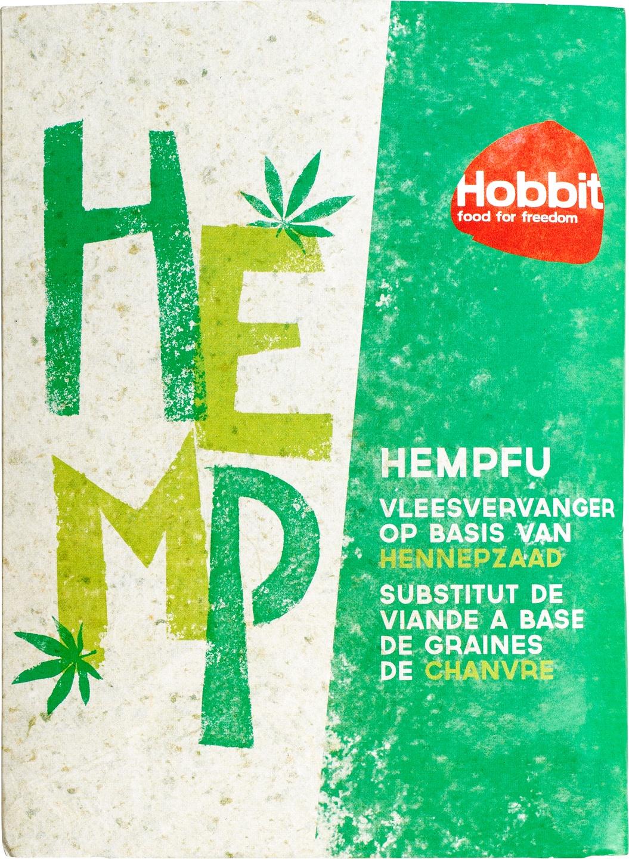 Biologische De Hobbit Hempfu 200 gr