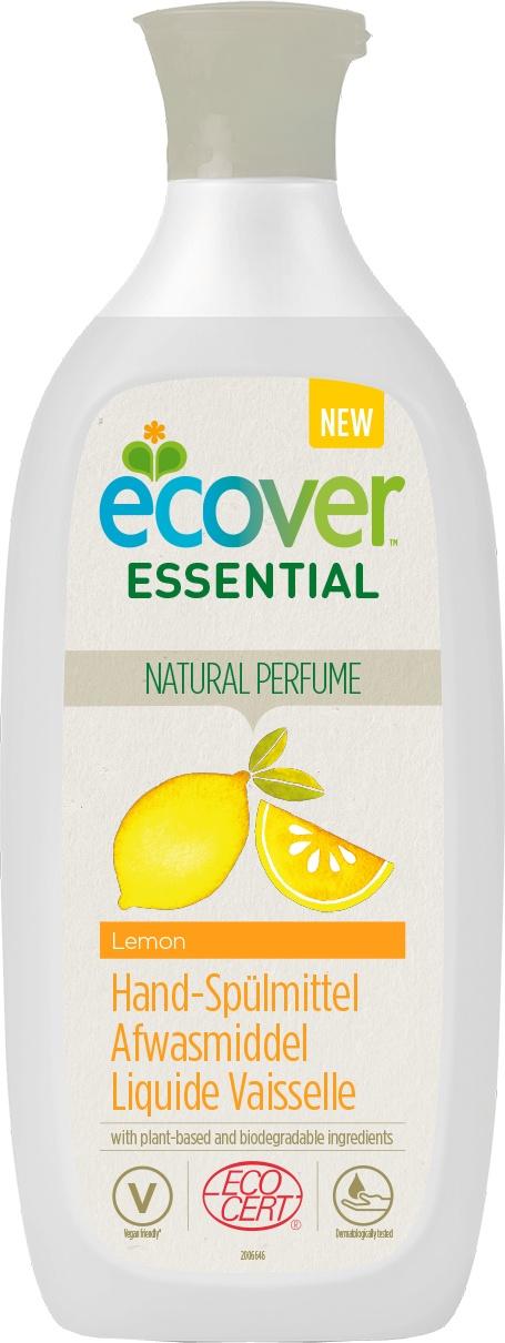 Biologische Ecover Essential Afwasmiddel citroen 500 ml