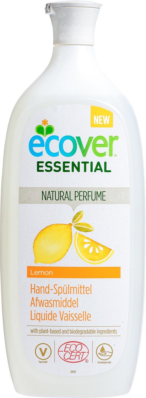 Biologische Ecover Essential Afwasmiddel citroen 1 L