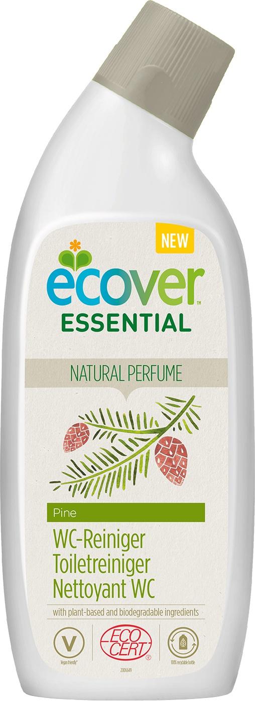 Biologische Ecover Essential Toiletreiniger dennen 750 ml