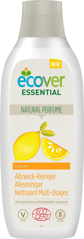 Biologische Ecover Essential Allesreiniger citroen 1 L