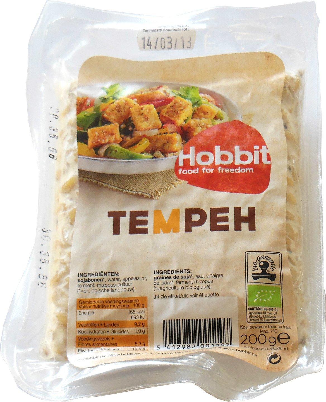 -19% SALE | Biologische De Hobbit Tempeh 200 gr