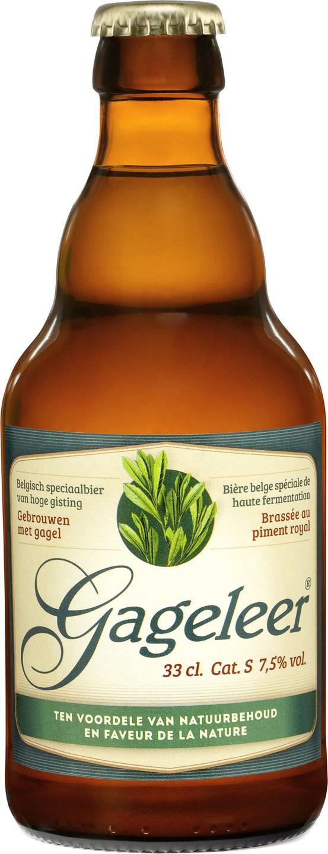 Biologische Gageleer Gageleer bier 330 ml