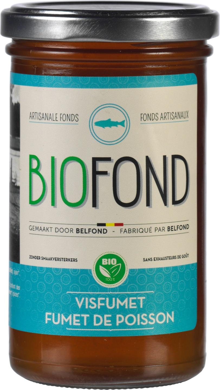 Biologische Biofond Visfumet 240 ml