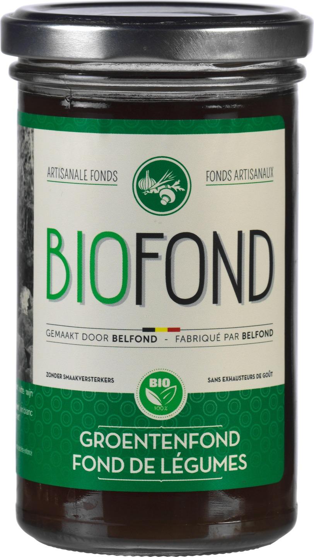 Biologische Biofond Groentefond 240 ml