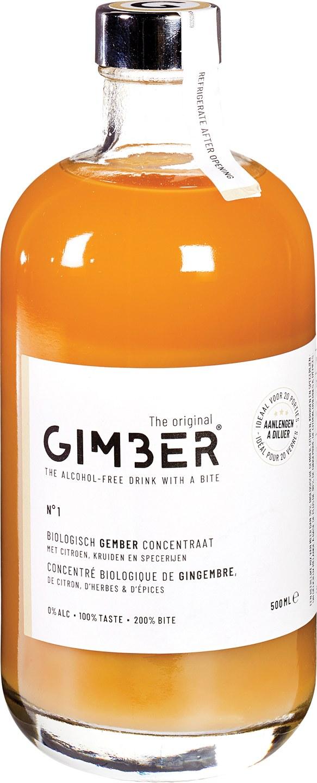 Biologische Gimber Gimber 500 ml