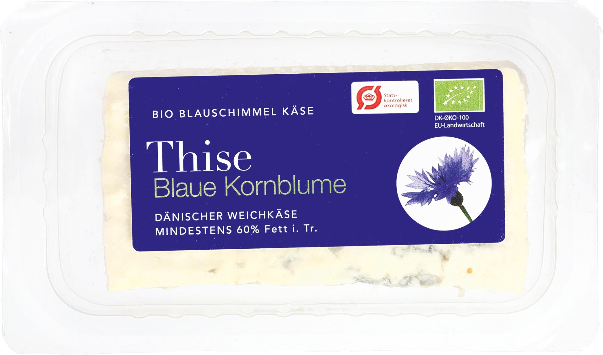 Biologische Thise Blauwe korenbloem 60+ 150 gr