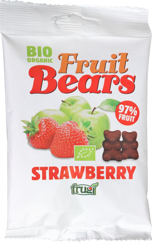 Biologische Frugi Frugi strawberry 50 gr